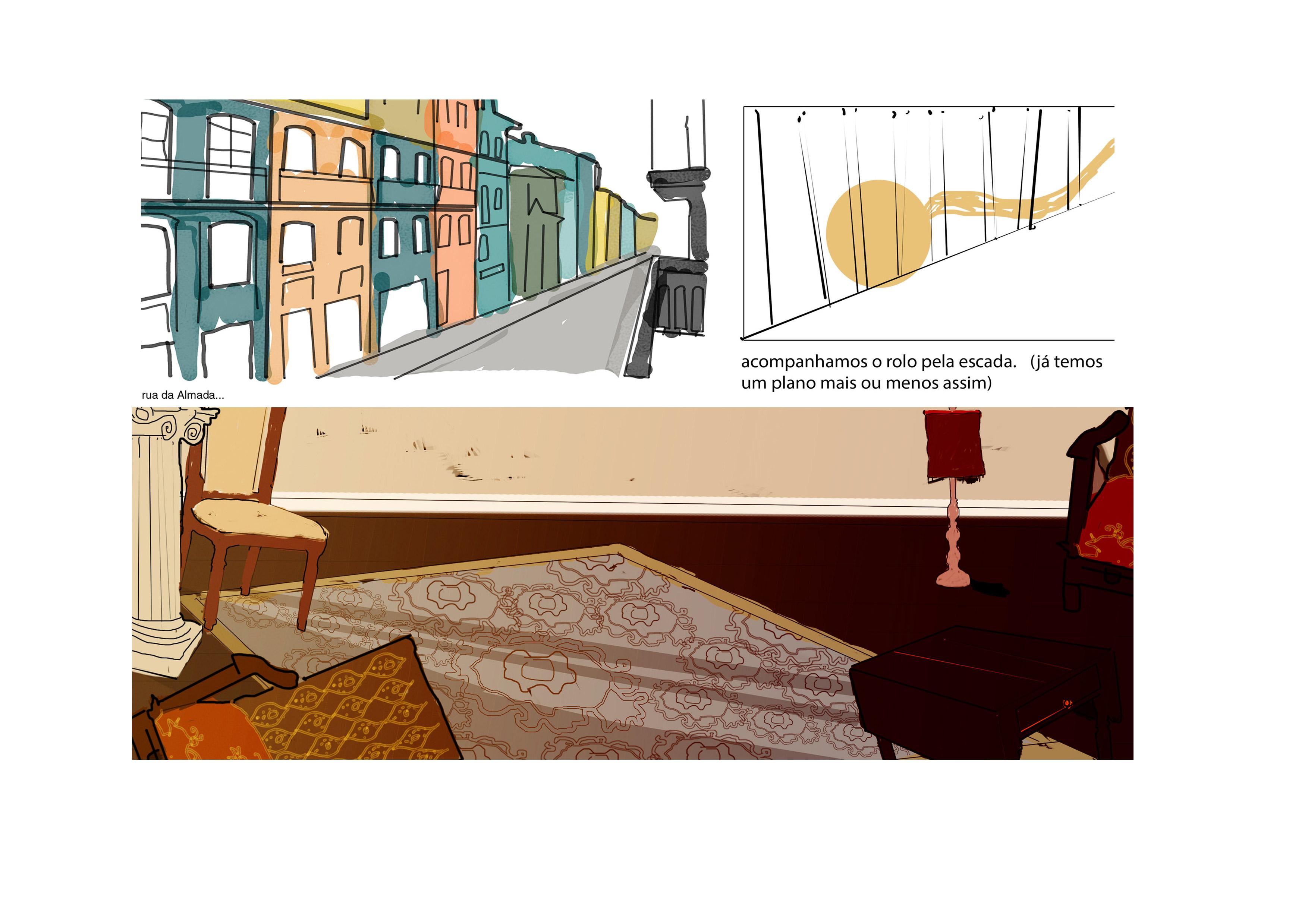 Get set - storyboard